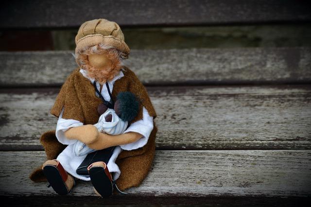 Figures, Dolls, Biblical Narrative Figures, Hand Labor