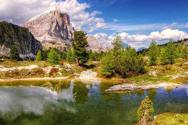 Dolomites, Mountains, Alpine, Italy