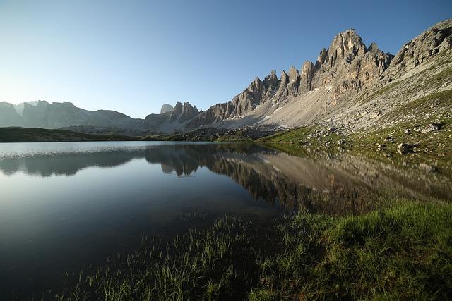 Dolomites, Mountains, Landscape