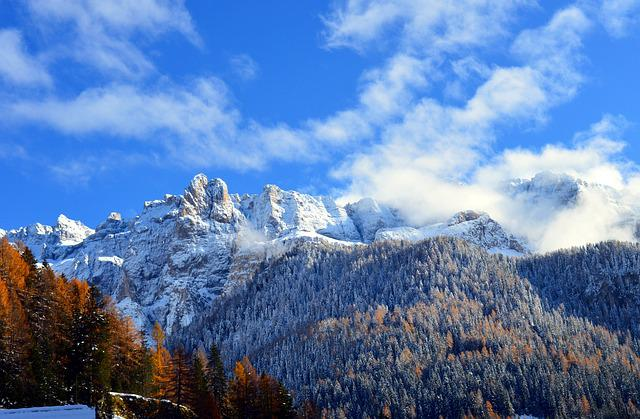 Mountains, Alpine, Nature, Dolomites, High Mountains
