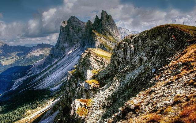 Dolomites, Mountains, South Tyrol, Italy, Alpine, View