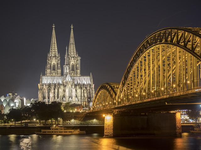 Dom, Cologne, Church, Cologne Cathedral