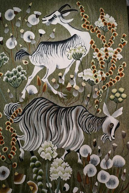 Free Photo Dom Robert 1907 1997 Tapestry Gobelin