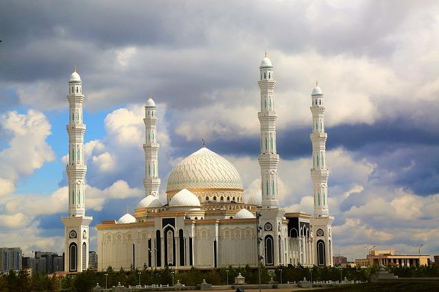 Cami, Minaret, Dome, Islam, Religion, Building