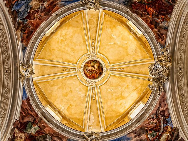 Cathedral, Dome, Church, Architecture