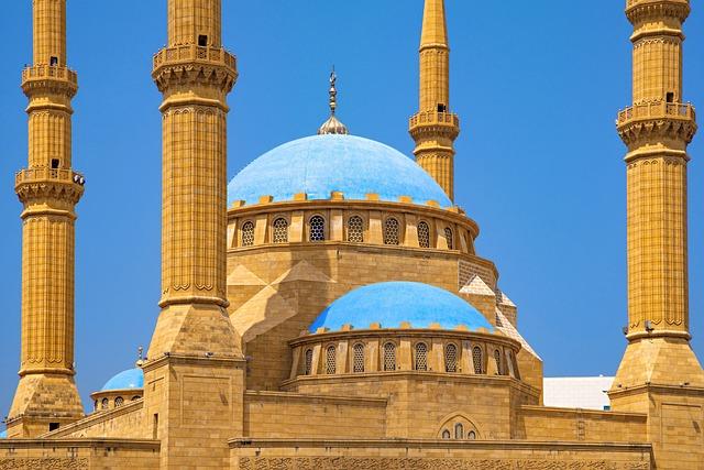 Mosque, Islam, Muslim, Religion, Dome, Mohammad Al-amin