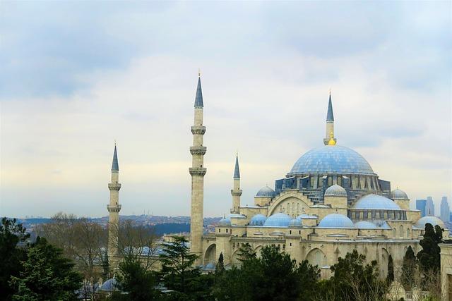 Süleymaniye, Istanbul, Cami, Islam, Turkey, Dome, City