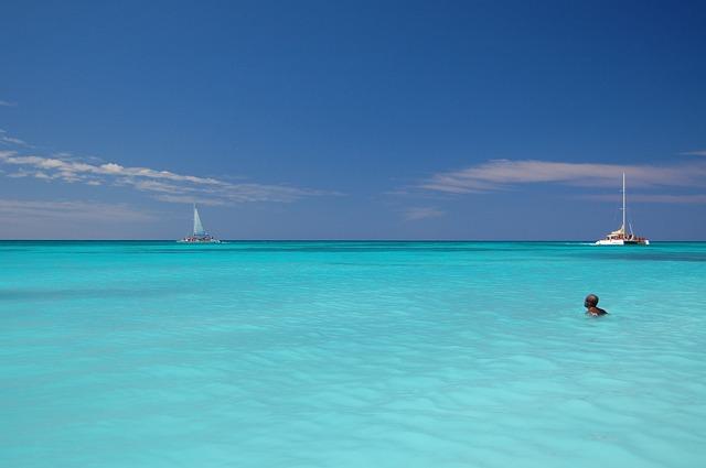Dominican Republic, Travel, Sea