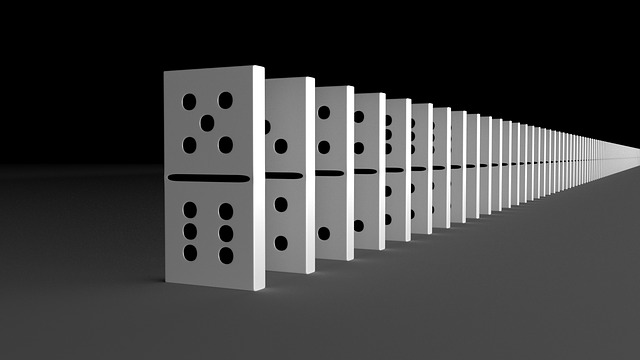 Series, Domino Effect, Stones, Play, Play Stone