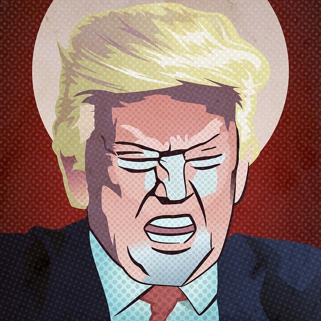 Donald Trump, Pop Art, President, Usa, America, Nation