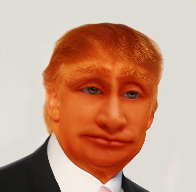 Caricature, Trump, Donald Trump, Donald, Politician