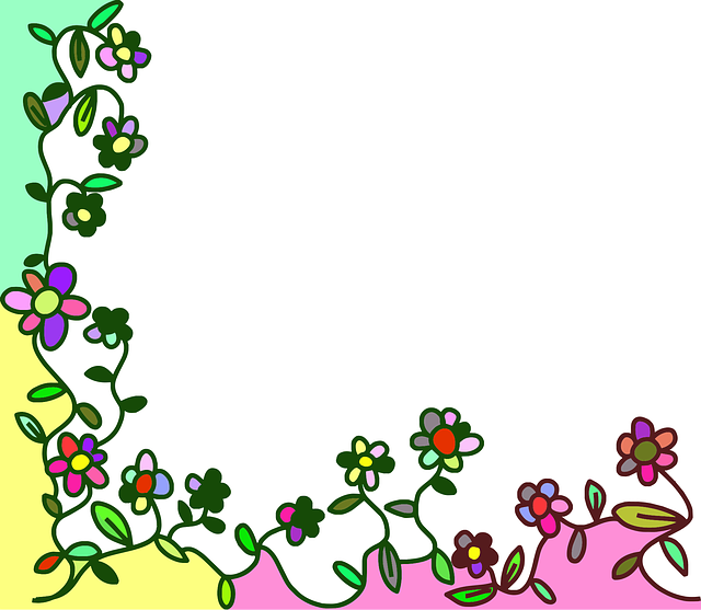 Flowers, Floral, Doodle, Plants, Nature, Design