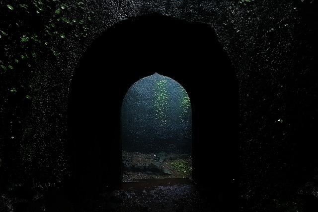 Fort, Door, Monsoon
