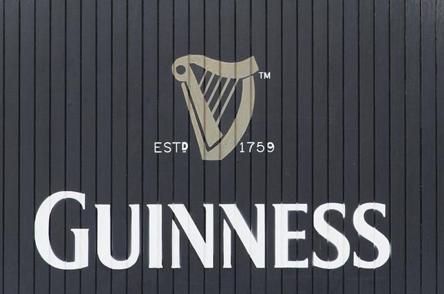 Guinness, Beer, Factory, Door