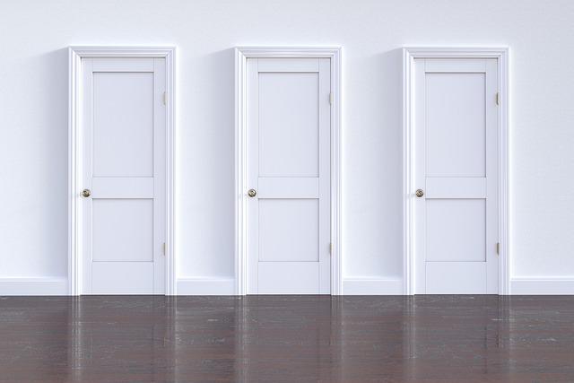 Doorway, Door, Family, Empty, Indoors, Exit, Wall