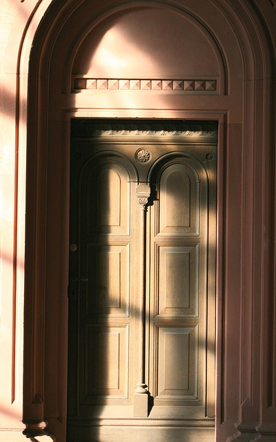 Door, Input, Architecture