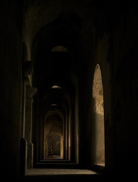 Architecture, Building, Religion, Door, Lights, Light