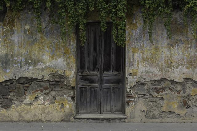 Doors, Ancient, Wood, Old Door, Rustic, Architecture