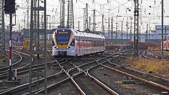 Dortmund Hbf, Regional Train, Electrical Multiple Unit