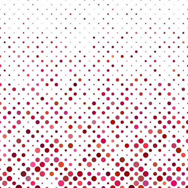 Pattern, Background, Colored, Circle, Spot, Dot, Color