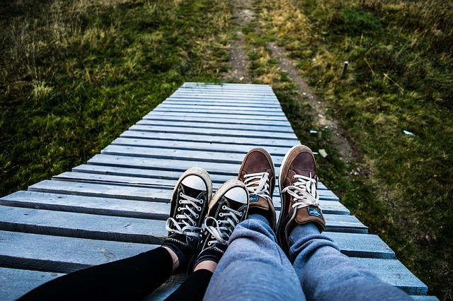 Boots, Feet, Shoes, Traba, Downhill, Landscape, Teplaky
