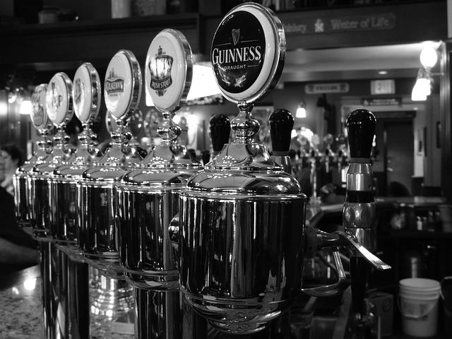 Draft Beer, Bar, Pub, Faucet, Restaurant, Alcohol