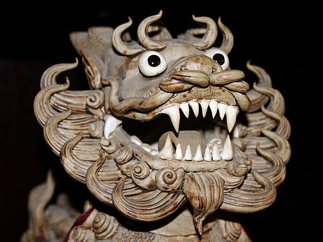 Dragon, Monster, Mythical Creatures, Creature, China