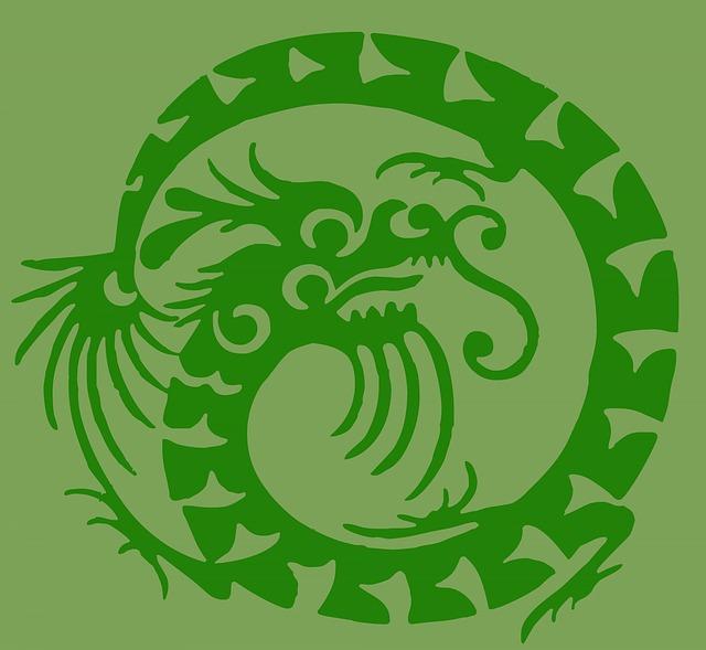 Dragon, Snake, Animal, Green, Warhol, Filter, Color