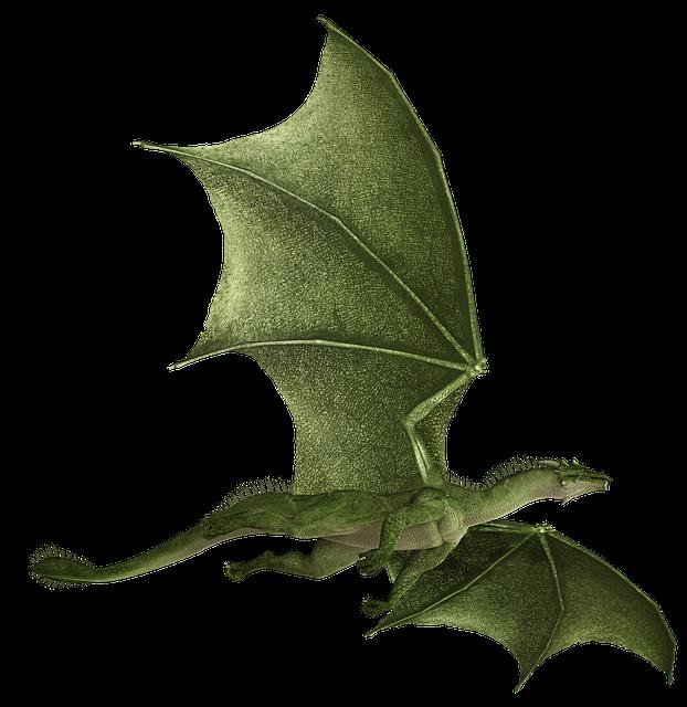 Dragon, Monster, Creature, Beast, Reptile, Fantasy