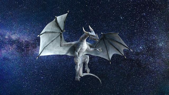 Dragon, 3d, Fantasy, Legend, Fairytale, Reptile