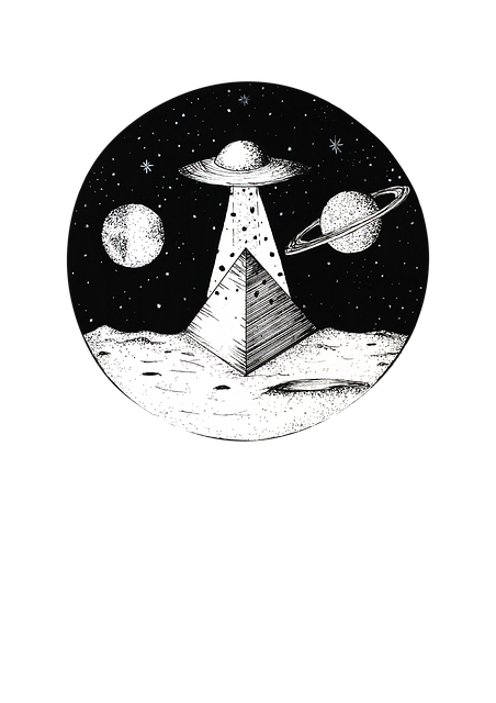Art, Illustration, Space, Drawing, Design, Abstract