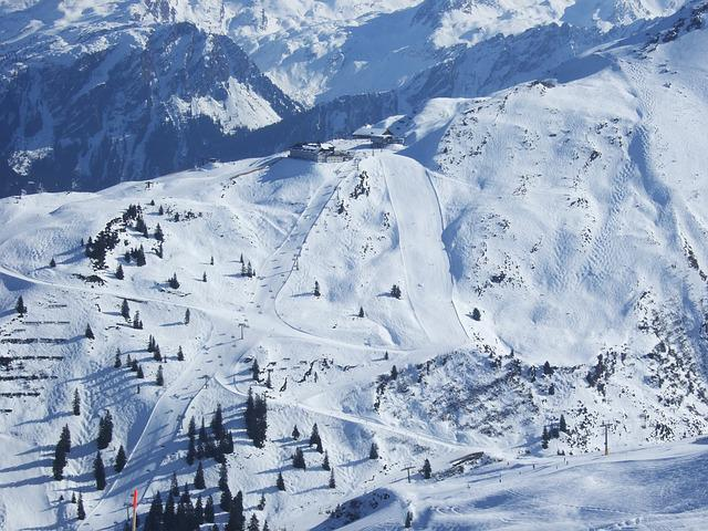 Skiing, Sun, Snow, Dream Day, Winter, Sunny