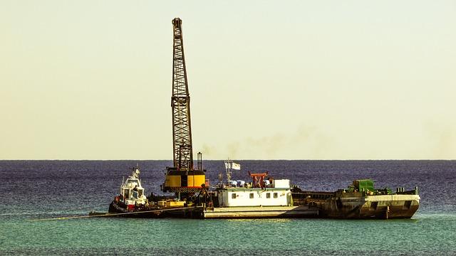 Dredger, Floating Platform, Dredging, Barge, Platform