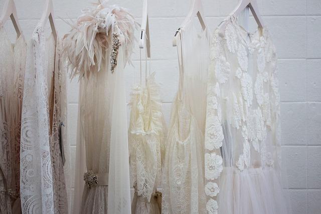 Dress, White, Wardrobe, Closet, Wall, Event
