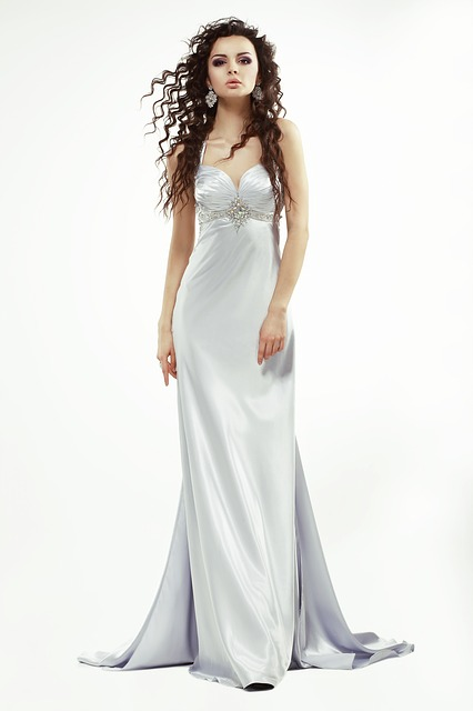 Dress, Long, Woman, Clothing, Night, Fashion