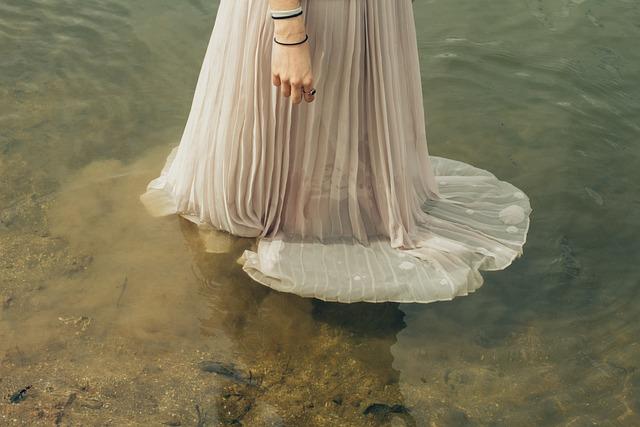 Ethereal, Girl, Dress, Fashion, Lady, Woman, Female