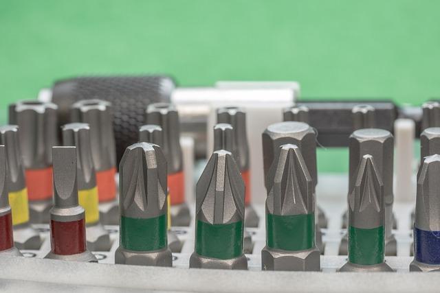 Bit, Drill, Akkuschrauber, Screwdrivers, Essay