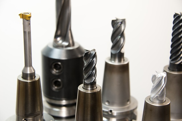 Drill, Milling, Milling Machine, Cutting Tools