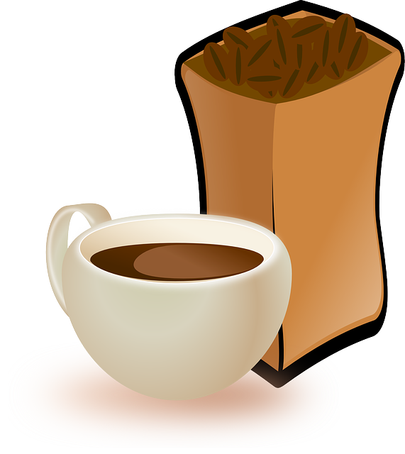 Cup, Coffee, Coffee Beans, Food, Drink, Beverage, Aroma