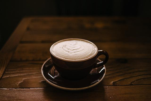Coffee, Drink, Dark, Cup, Espresso, Table, Mug