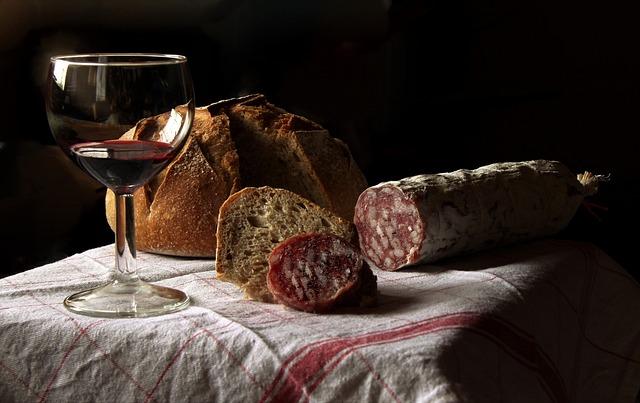 Aperitif, Wine, Drink, Glass, Still Lifes, Table