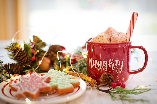 Christmas, Hot Chocolate, Cocoa, Naughty, Drink, Hot