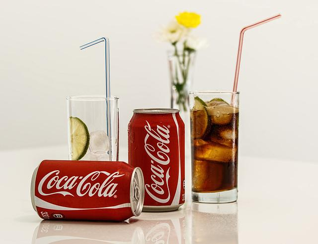 Drink, Soda, Glass, Can, Beverage, Refreshment