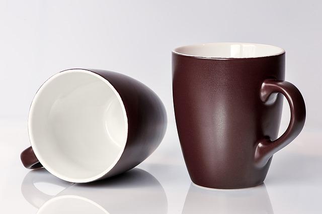 Coffee Mugs, T, Brown, Drink, Cup, Tableware, Cover