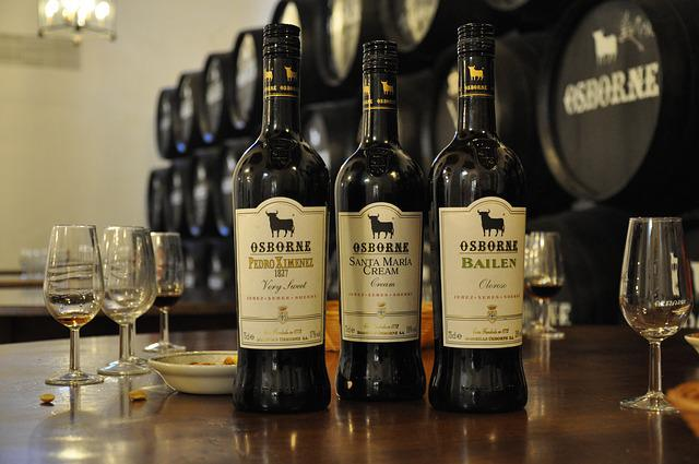 Wine, Drink, Alcohol, Bottle, Glass, Sherry, Tasting