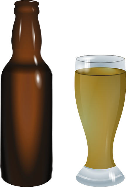 Beer, Alcohol, Drinking, Beverage, Wheat Beer Glass
