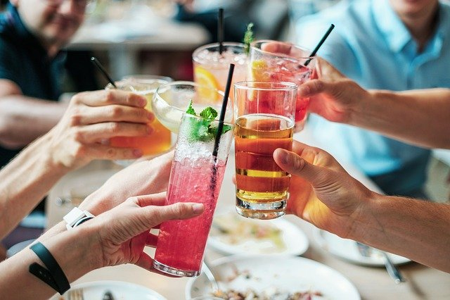 Drinks, Alcohol, Cocktails, Alcoholic, Glass, Beverage