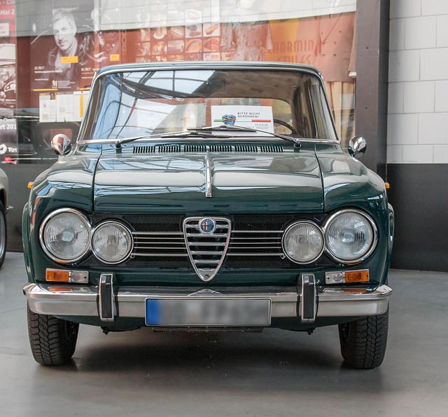 Auto, Alfa Romeo, Giulia Super, Vehicle, Drive