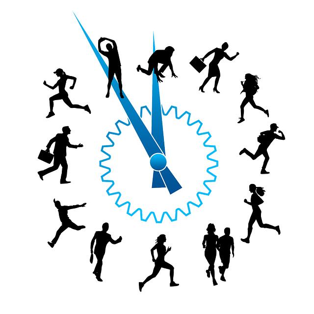 Social Media, Hurry, Stress, Race, Run, Movement, Drive