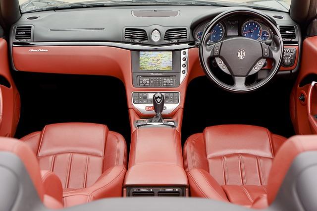Car, Seat, Transportation System, Vehicle, Drive, Map